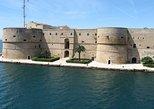 Taranto walking tour: the town of the two seas. Tarento, ITALY