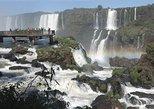 Excursión al lado brasileño de las Cataratas del Iguazú. Foz do Iguacu, BRASIL