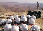 The Ramon Crater and rappelling package tour - an exciting combo tour.. Sde Boker, Israel