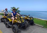 Roatan ATV Bikes Zip Line Monkey/Sloth and Beach Excursion, Roatan, HONDURAS