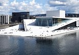 Descubra Oslo à pé. Oslo, NORUEGA