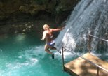 Excursión privada con guía de Montego Bay a Blue Hole y Secret Falls. Negril, JAMAICA