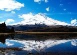 Andes Tour de dois dias saindo de Quito com a Avenida do Trem dos Vulcões,