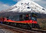Excursión de 2 días a los Andes desde Quito con viaje en tren por la Avenida de los Volcanes. Quito, ECUADOR