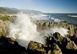 Punakaiki Blow Holes & Pancake Rocks Scenic Tour. Greymouth, New Zealand