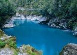Explore Hokitika Gorge and Tree Top Walkway. Greymouth, New Zealand