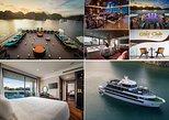6 stars cruise 3d-2n: biking,BBQ, golf course,cave,transfer, meals,kayak,pool, Halong Bay, VIETNAM