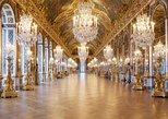 Evite as Filas no Palácio de Versalhes e Jardins, saindo do centro de Paris. Versalles, França