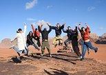 Excursão de 2 dias: Petra, Wadi Rum, Mar Vermelho e Mar Morto, saindo de Amã. Aman, Jordânia