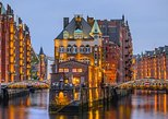 Speicherstadt and Hafencity Tour. Hamburg, GERMANY