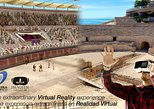 Experiencia virtual en Tarraco. Tarragona, ESPAÑA