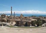 Private Day Tour Tunis Carthage Sidi Bou Said and Bardo Museum. Tunez, Tunisia