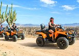 Cabo San Lucas and Margaritas Beach 4x4 ATV Single. Los Cabos, Mexico
