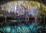 Tulum, Cueva De Cenote Y Playa De Akumal Para Nadar Con Tortugas Desde Playa Del Carmen. Tulum, MEXICO