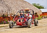 Dune Buggie double with Cave & Beach from Punta Cana (Half Day),