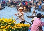 Recorrido de 2 días por el mercado flotante de Cai Rang y el delta del Mekong (noche en hotel de 5 estrellas). Ho Chi Minh, VIETNAM