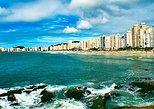 Tour de Playas en Santos, São Vicente y Guarujá desde São Paulo. Sao Paulo, BRASIL