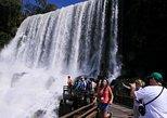 Argentinian Iguassu Falls Day Trip from Foz do Iguaçu,