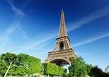 Experiência de subida na Torre Eiffel com guia e upgrade de ingresso para o topo opcional, Paris, França