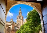 Monuments of Seville: Cathedral, Alcazar and Giralda with Tickets. Sevilla, Spain