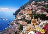 Dreaming Amalfi Coast from Salerno. Salerno, ITALY