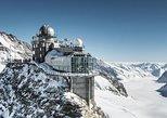 Viagem diurna saindo de Interlaken ao Topo da Europa Jungfraujoch. Interlaken, Suíça
