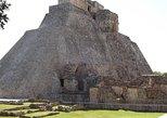 Uxmal & Kabah Day Trip Plus Mayan Planetarium from Merida. Merida, Mexico