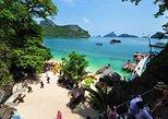 Excursión de un día entre Kayakui y Kayak en el parque marino de Angthong. Koh Samui, TAILANDIA