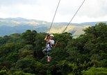 Excursión combinada privada con tirolina, paseo a caballo y aguas termales en Guanacaste, Playa Flamingo, COSTA RICA
