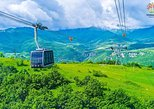 Armenia day trip:Tatev cable car, Lunch, Shaki waterfall, Hin Areni winery. Yerevan, Armenia