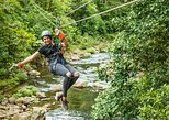 San Jose Rainforest Adventures with Zipline and Canopy Gondola,