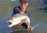 Fishing Adventure in Whistler. Whistler, CANADA