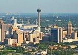San Antonio de 48 horas Hop-on Hop-Off autobús y torre de observación. San Antonio, TX, ESTADOS UNIDOS