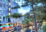 San Antonio River Walk Cruise, 3-Day Hop-On Hop-Off Bus Pass and Tower of the Americas. San Antonio, TX, UNITED STATES