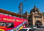 Excursão turística pela cidade em Melbourne. Melbourne, Austrália