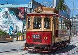 Christchurch excursão com várias paradas de bonde. Christchurch, NOVA ZELÂNDIA