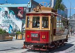 Christchurch con paradas libres en tranvía. Christchurch, NUEVA ZELANDIA