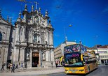 Porto Hop-On Hop-Off Bus with Cruise and Wine Tasting Upgrades. Oporto, PORTUGAL