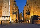 Excursión de un día a Luxor desde El Cairo en avión con almuerzo. Guiza, EGIPTO