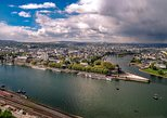 Koblenz - Old Town including the Deutsches Eck, Koblenz, GERMANY