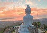 Phuket City Tour: Karon View Point, Big Buddha & Wat Chalong (Multi Languages). Phuket, Thailand