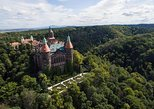 Ksiaz Castle and UNESCO Church of Peace in Swidnica. Wroclaw, Poland