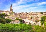 Excursão terrestre em Bordeaux: Viagem particular de meio dia em St. Emilion. Bordeaux, França