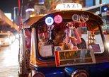 Bangkok Midnight Food Tour by Tuk Tuk. Bangkok, Thailand