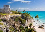 Day Trip: Tulum, Coba, Playa Del Carmen and Cenote Swim from Cancun,