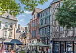 Private Transfer from Mont Saint-Michel to Rennes - Up to 7 People, Monte Saint-Michel, FRANCIA