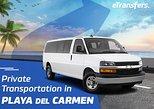 Transporte privado a Playa del Carmen desde o hasta el aeropuerto de Cancún. Playa del Carmen, MEXICO