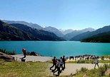 Private Round-Trip Transfer to Tianchi Lake at Tianshan Mountains from Urumqi. Urumchi, CHINA