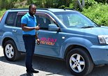 Private Kingston Airport Transfers for up to Four People,