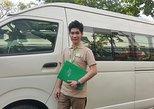 Traslado de chegada do Aeroporto Internacional de Bangcoc. Bangkok, Tailândia